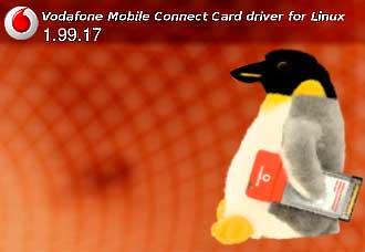 Vodafone Modem Connect Card
